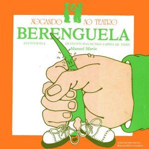 Capa de Aventuras e desventuras dunha espiña de toxo chamada Brenguela
