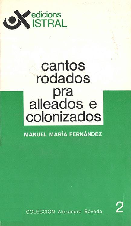 Capa de Cantos rodados para alleados e colonizados