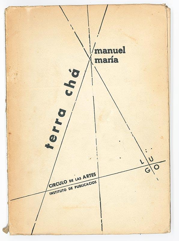 Tapa da segunda edición de Terra Chá