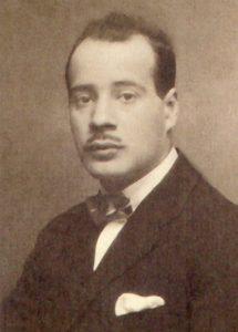 Retrato de Salvador Mosteiro Pena