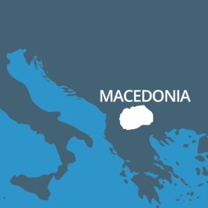 MacedoniaMapa